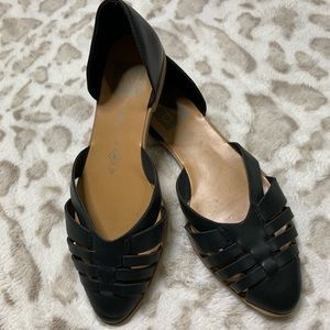 DV by Dolce Vita Black Flats